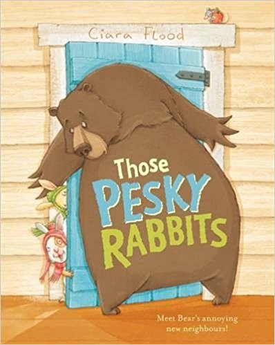 Those Pesky Rabbits -Picture Story Books | Bags of Books | Ireland