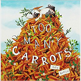 Too Many Carrots -Bargain Picture Story Book | Bags of Books | Ireland