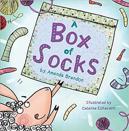 A Box of Socks -Bargain Picture Story Books | Bags of Books | Ireland