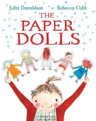 The Paper Dolls -Julia Donaldson Titles | Bags of Books | Ireland