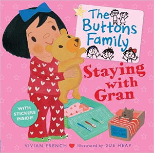 The Buttons Family: Staying with Gran | Bags of Books | Ireland