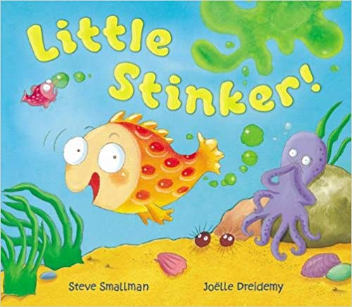 Little Stinker! - Bargain Picture Story Book | Bags of Books | Ireland