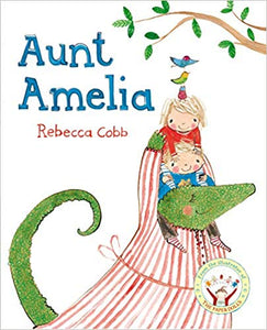 Aunt Amelia- Bargain Children's Picture Book | Bags of Books | Ireland