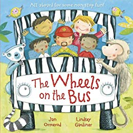 The Wheels on the Bus- Cheap Picture Stories | Bags of Books | Ireland