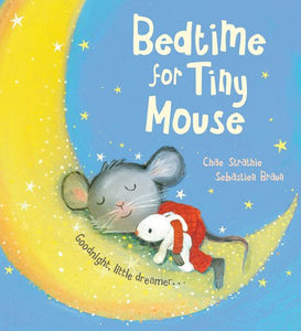 Bedtime for Tiny Mouse- Children's Books | Bags of Books | Ireland