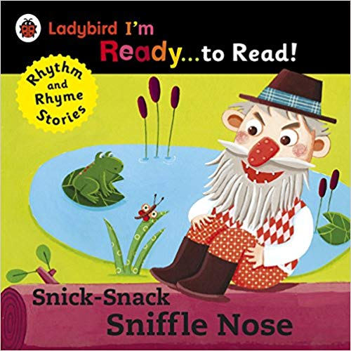 Snick-Snack Sniffle-Nose (Ladybird I'm Ready to Read) | Bags of Books