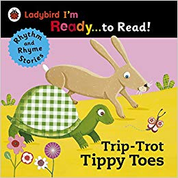 Trip-Trot Tippy-Toes (Ladybird I'm Ready to Read) | Bags of Books