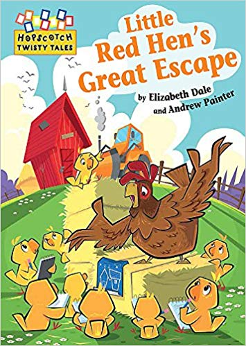 Little Red Hen's Great Escape (Hopscotch Twisty Tales) | Bags of Books