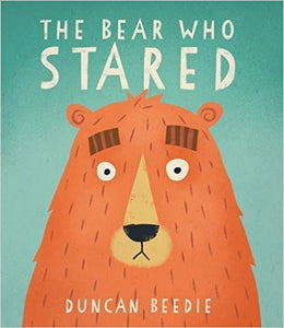 The Bear who Stared- Bargain Picture Stories | Bags of Books | Ireland