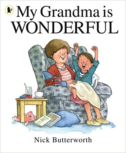 My Grandma is Wonderful- Picture Story Book | Bags of Books | Ireland