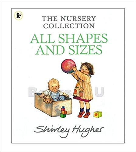 All Shapes and Sizes - The Nursery Collection | Bags of Books | Dublin