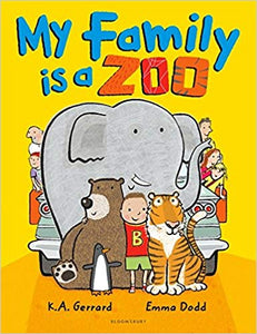 My Family is a Zoo- Great Value Books | Bags of Books | Ireland