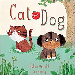 Cat and Dog- Bargain Picture Story Books | Bags of Books | Dublin