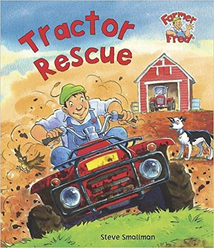 Tractor Rescue - Bargain Picture Story Books | Bags of Books | Ireland