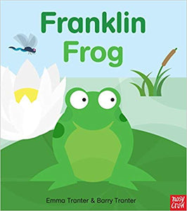 Franklin Frog - Great Value Picture Flats at Bags of Books | Dublin