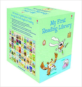 My First Reading Library: 50 Box Book Set