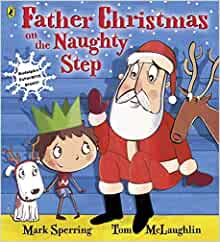 Father Christmas and the Naughty Step