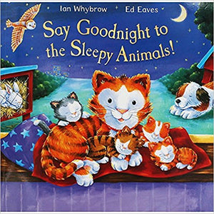 Say Goodnight to the Sleepy Animals! | Bags of Books | Ireland