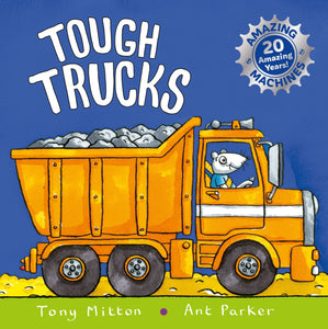 Tough Trucks Bags of Books Wholesale books Dublin