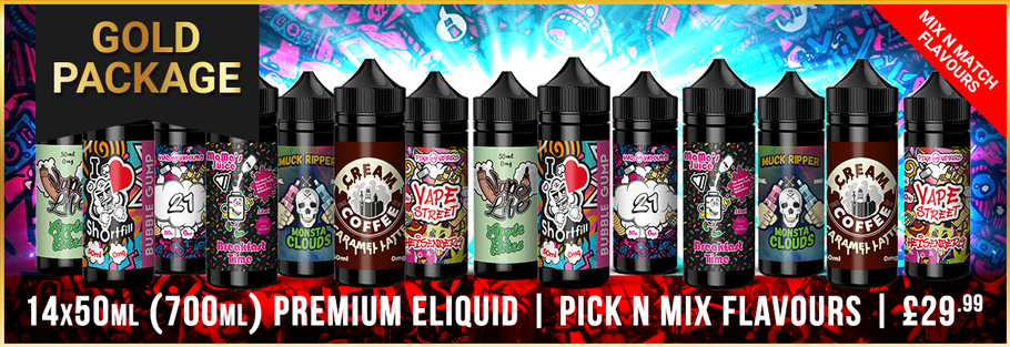 The UK's Premium monthly eliquid subsription service is back