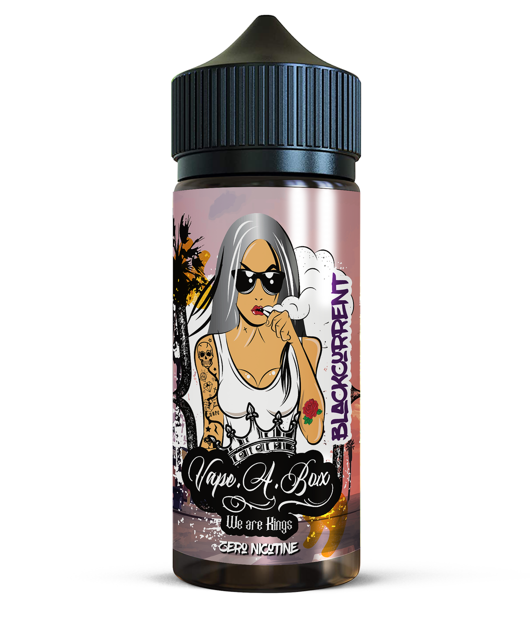 Blackcurrant 100ml | New Vape Street shortfill e-liquid