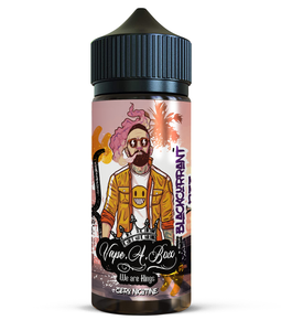 Blackcurrant Fizz 100ml | New Vape Street shortfill e-liquid