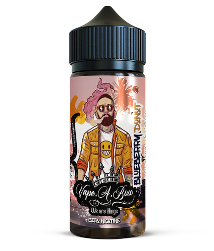 Blueberry Donut 100ml | New Vape Street shortfill e-liquid