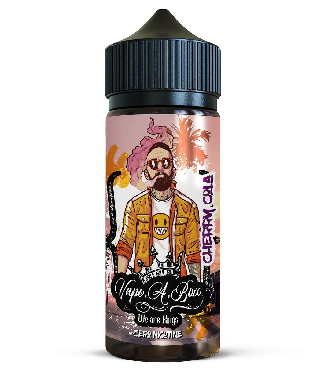 Cherry Cola 100ml | New Vape Street shortfill e-liquid