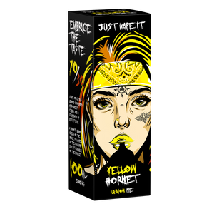 Just Vape It - Jungle Fever Range - Blue Mamba, Yellow Hornet, Red Venom, Purple Tonics - 400ml (4 x 100ml) - 0mg