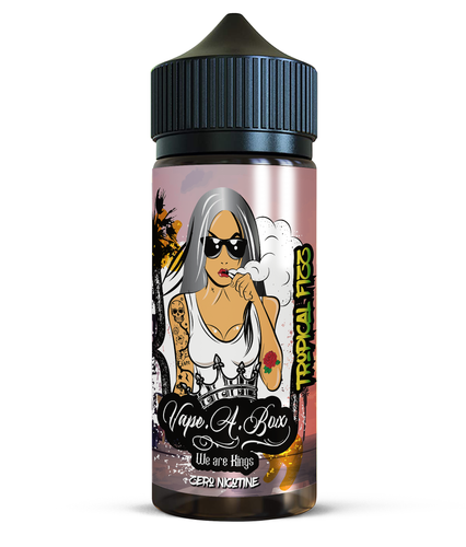 Tropical Fizz 100ml | New Vape Street shortfill e-liquid