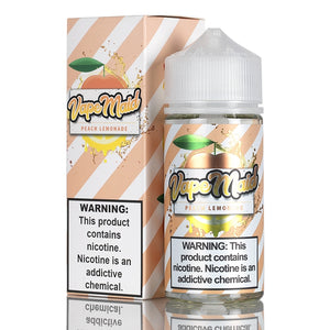 Peach_lemonade_vape_maid_vapeabox_100ml_cheap_shortfill_e-liquid_uk_vape_deals_free_nicotine_free_shipping