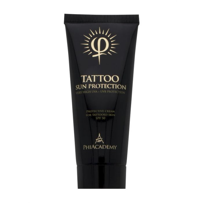 Tattoo Sun Protection