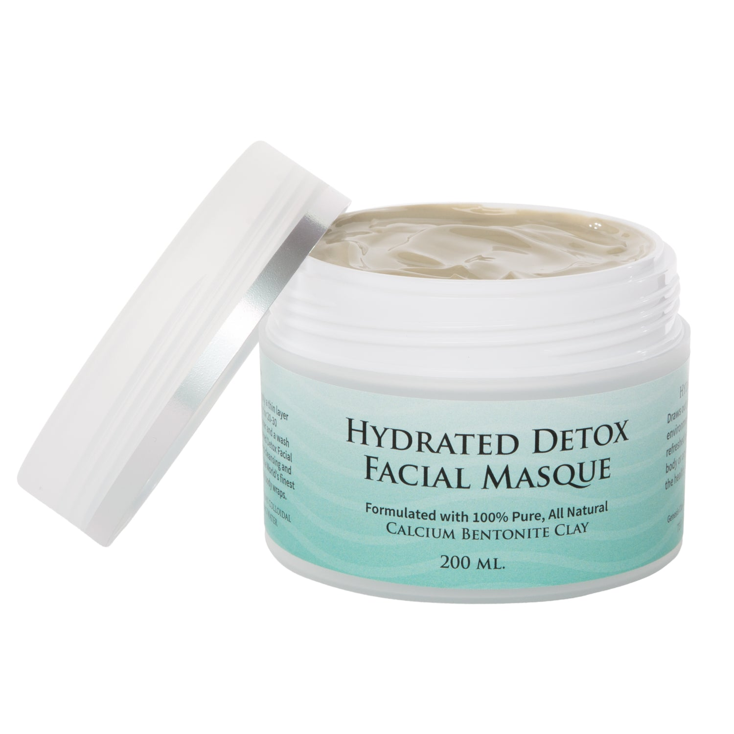 Hydrated Detox Facial Masque 100 ml