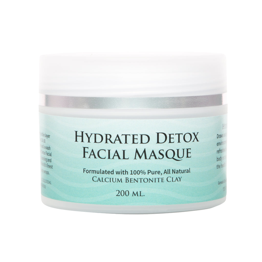Hydrated Detox Facial Masque 200 ml