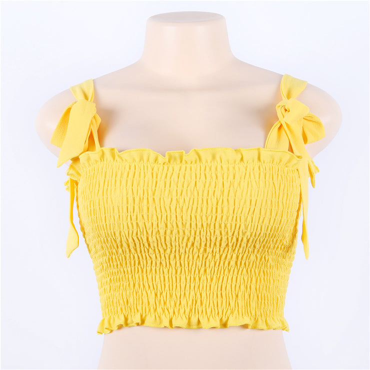 LIANA CROP TOP