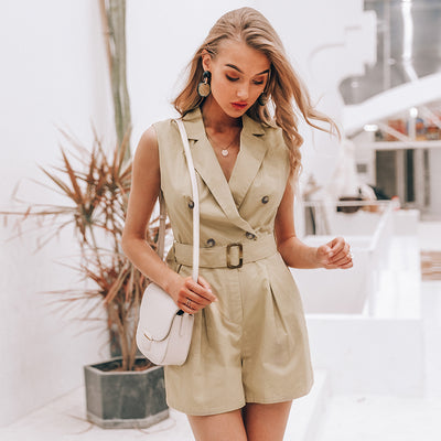 OLIVIA PLAYSUIT