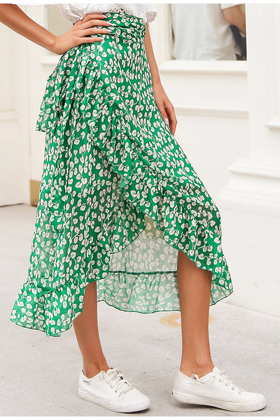 CHIC ME WRAP SKIRT