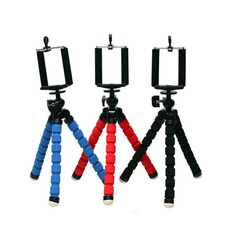 Flexible Octopus Tripod Stand
