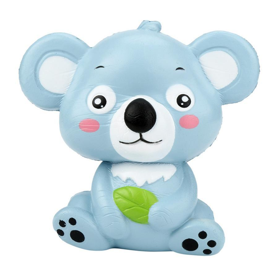 K|B Cream Scented Squishy Koala Toy
