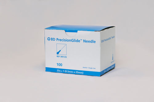 Introducer Needle for Dermal Fillers (25G x 1)