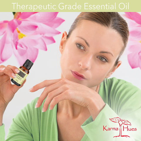 Lemongrass Essential Oil : 100% Pure Therapeutic Grade (15 ml)