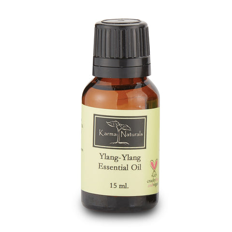 Ylang Ylang Essential Oil : 100% Pure Therapeutic Grade (15 ml)