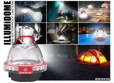 ILLUMiDOME Mini Waterproof Lantern