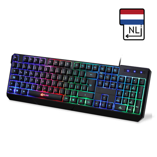 KLIM Chroma Keyboard NL