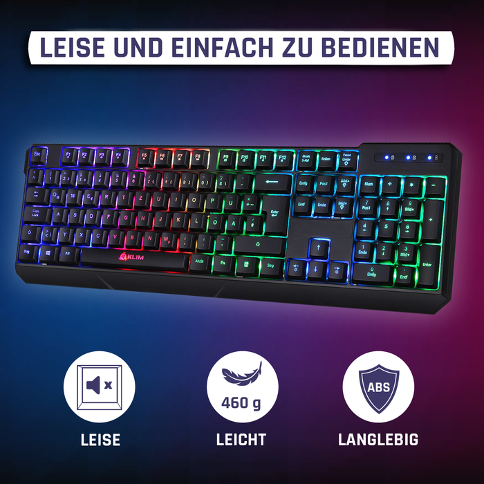 KLIM Chroma Tastatur Wireless