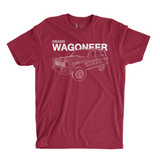 Cardinal Red Grand Wagoneer Shirt
