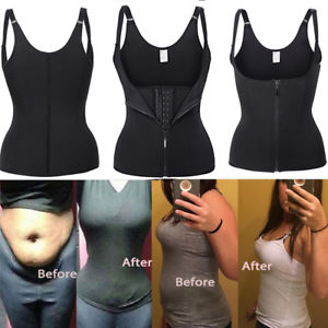 77a2783751 HOW IT WORKS  Put on your Gym waist cincher around your waist. This action  creates compression in your core