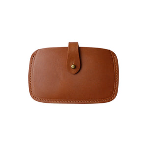 Leather Slim Card Case / Brown(カードケース / ブラウン)