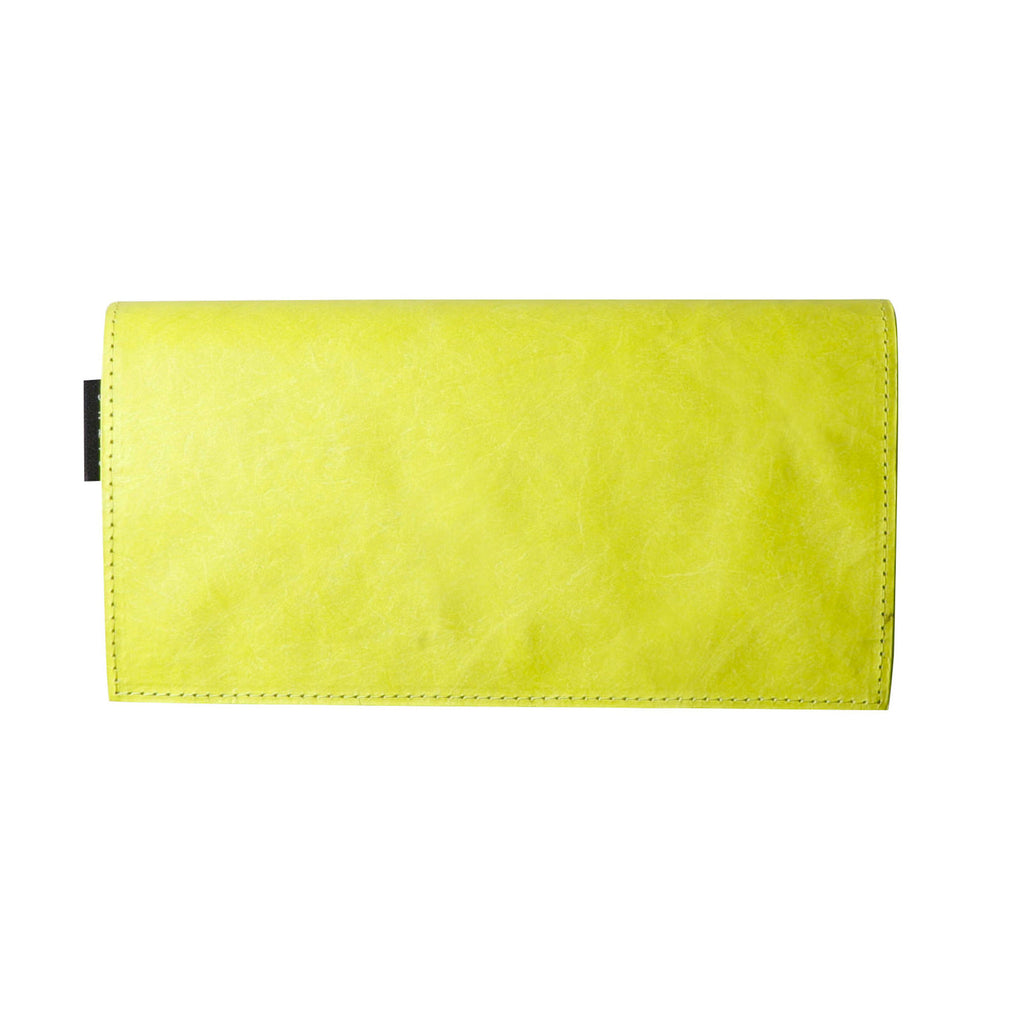 SITUS Long Wallet | Fluorescent Yellow