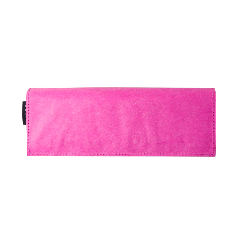 SITUS Slim Long Wallet | Fluorescent Pink